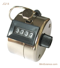 Basic Tally Counter