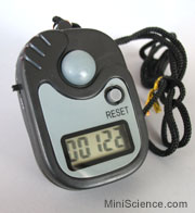 Digital Hand Counter (Electronic Tally Counter)