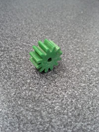 Small Gear, 2.5mm hole