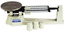 Three Beam Balance Scale