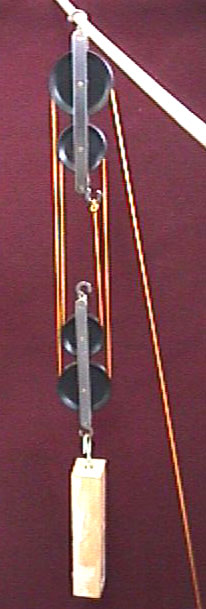 Double Tandem Pulleys, Set of 2