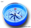 PLASTIC MAGNETIC COMPASS