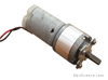 DC Motor, low speed gear motor, 3-18 Volt.