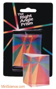 Right Angle Prism, Acrylic