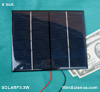 Solar Panel (Solar Cell) 3.3 Watt, 6-Volt