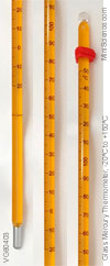 Glass Mercury Thermometer