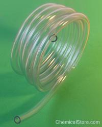 Clear Plastic Tube (PVC tube)